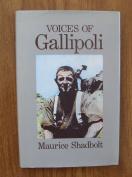 Voices of Gallipoli