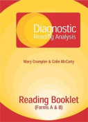 Diagnostic Reading Analysis (DRA) Reading Booklet