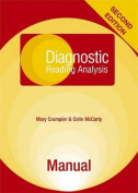 Diagnostic Reading Analysis Manual