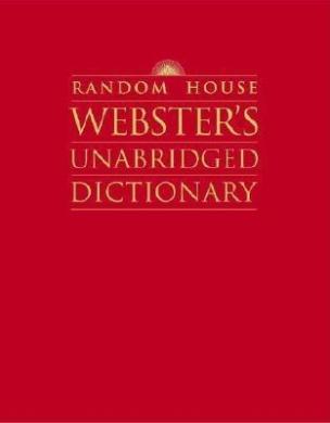 Random House Unabridged Dictionary 2006