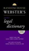 Random House Webster's Pocket Legal Dictionary