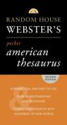 Random House Webster's Pocket American Thesaurus