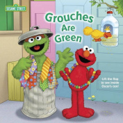 Grouches Are Green [Board Book]