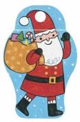 Clackers: Santa [Board book]