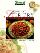 Low-fat Stir Fry Cookbook