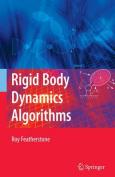 Rigid Body Dynamics Algorithms