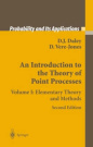 Introduction to the Theory of Point Processes