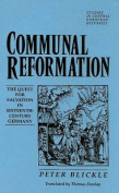 The Communal Reformation