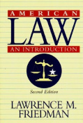 American Law: An Introduction