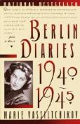 Berlin Diaries: 1940-1945