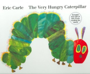 The Very Hungry Caterpillar [With CD (Audio)] [Board Book]