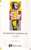 Butterworths Commercial Law in New Zealand