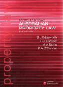 Sackville and Neave Property Law