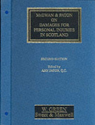 McEwan and Paton on Damages for Personal Injuries in Scotland