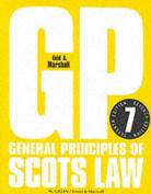 General Principles of Scots Law
