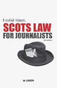 Scots Law for Journalists