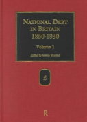 National Debt in Britain, 1850-1930