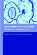 Geographies of Modernism