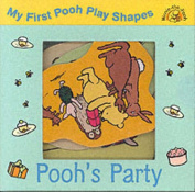 My First Pooh Play Shapes