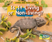 Is it Living or Non-living? (Acorn Plus