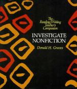 Investigate Nonfiction