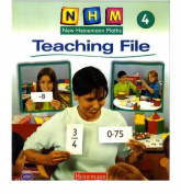 New Heinemann Maths Year 4 Teaching File & CD Rom 02/2008