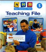 New Heinemann Maths Year 5 Teaching File & CD Rom 02/2008