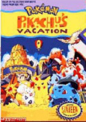 Junior Novelisation; Pikachu's Vacation