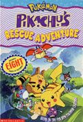 Pikachu's Rescue Adventure