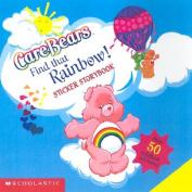 Find That Rainbow! Sticker Storybook
