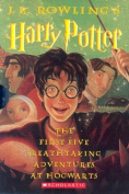 Harry Potter #1-5