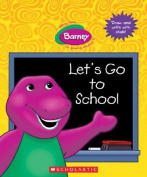 Let's Go to School [With Chalk] [Board Book]