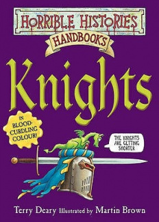 Knights (Horrible Histories Handbooks)