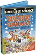 Explosive Experiments Book and Card Pack