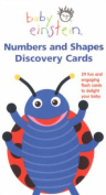 Numbers and Shapes Discovery Cards (Baby Einstein) [Board book]