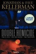 Double Homicide [Large Print]