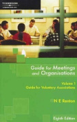 Guide for Meetings and Organisations