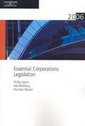 Essential Corporations Legislation