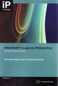 Property Law: In Principle