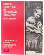 Social Control in Victorian England