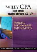Wiley CPA Examination Review Practice Software 11.0 BEC