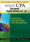 Wiley CPA Examination Review Practice Software 11.0 FAR