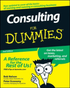 Consulting for Dummies, Second Edtion