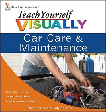 Teach Yourself Visually Car Care & Maintenance (Teach Yourself Visually)
