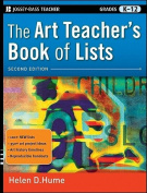 The Art Teacher's Book of Lists (J-B Ed