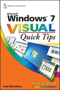 Windows 7 Visual Quick Tips