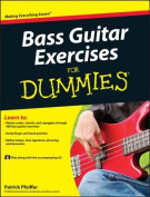 Bass Guitar Exercises for Dummies [With CD (Audio)]