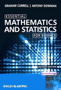 Essential Mathematics and Statistics for Science