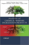 Chemical Analysis of Chemical Warfare Degradation Products