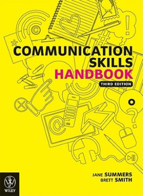communication skills handbook 4th edition download